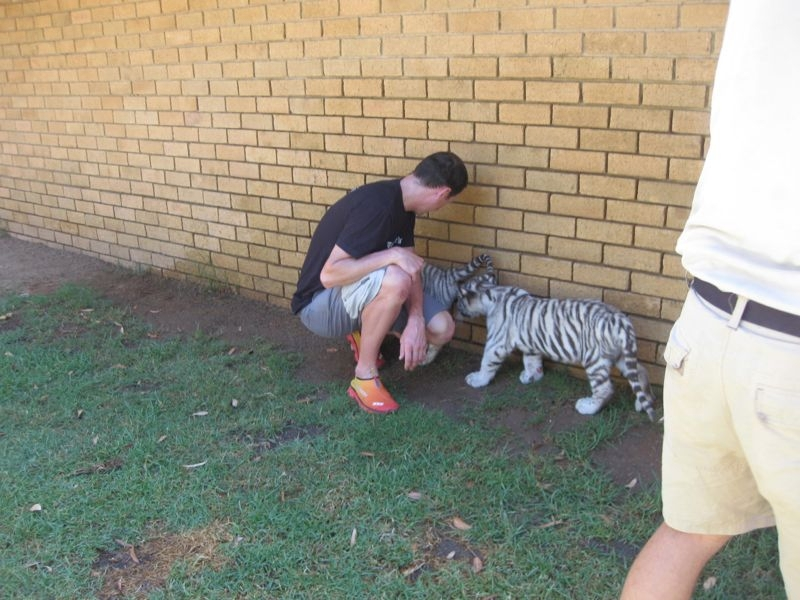 2010 Trip to South Africa